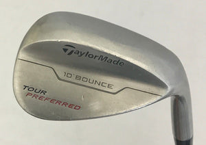 TaylorMade Tour Preferred 2014 60* Wedge (10* Bounce) Steel Shaft