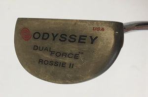 "Odyssey Dual Force Rossie ll 33"" Putter"