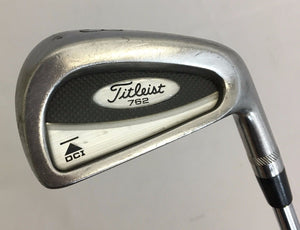 Titleist DCI 762 3 Iron True Temper Dynamic Gold Steel Stiff Flex