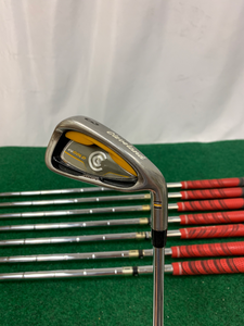 Cleveland CG Gold Iron Set 3-PW (8 Clubs) Dynamic Gold S300 Stiff Flex