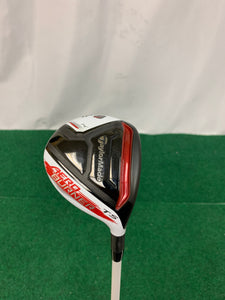 TaylorMade Aeroburner TS 3 Wood 14* X-Stiff Flex & Head Cover