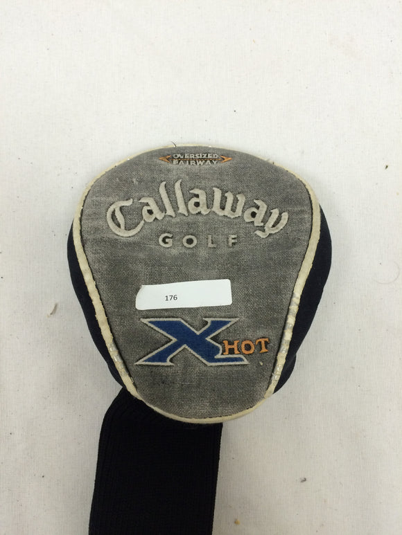 Callaway X Hot Head Cover - Fairway Wood