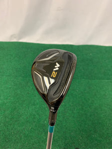 TaylorMade 2016 M2 25* 5 Hybrid 45 Gram Ladies Flex W/ Head Cover