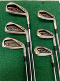 Titleist 716 AP1 Iron Set 6-W (6 Clubs) True Temper R300 Regular Flex Shafts
