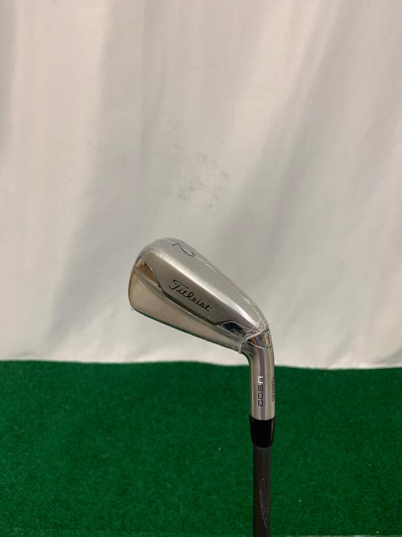 NEW! Titleist U500 2 Iron Stiff HZRDUS Smoke Shaft