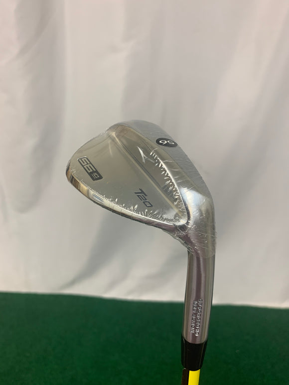 NEW! Mizuno T20 56* Wedge Dynamic Gold S400 Stiff Flex