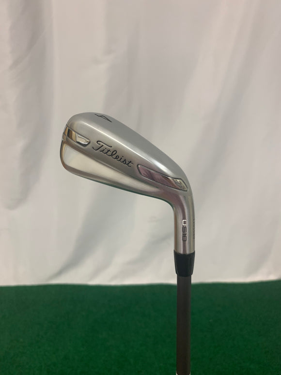 MINT! Titleist U510 4 Driving Iron w/ 80g 6.0 Stiff Hzrdus Shaft