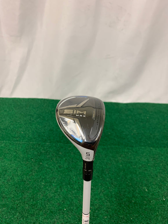 NEW! Ladies TaylorMade SIM Max 5 Hybrid Ladies Flex