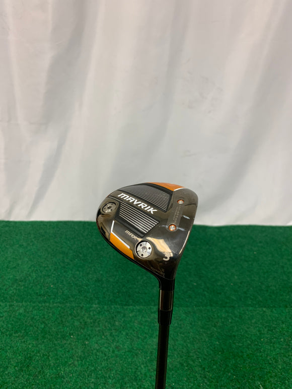 Callaway 2020 Mavrik Max 3 Wood Regular Flex