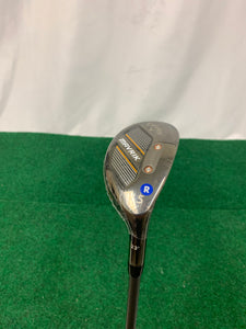 NEW! Callaway 2020 Mavrik 5 Hybrid Regular Flex w/ Head Cover