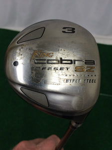 Cobra SZ Offset 15° 3 Fairway Wood Aldila HM Tour Lite Flex
