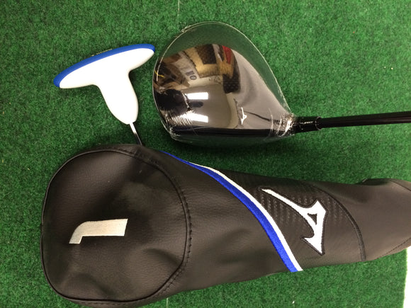 NEW! Mizuno ST190 9.5° Driver w/ Head Cover & Tool Fujikura ATMOS Red Regular Flex