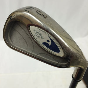 Callaway Hawk Eye 3 Iron  Hawk Eye Firm (Uniflex) Flex
