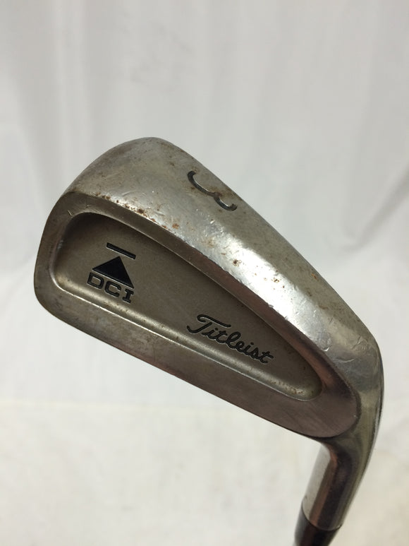 Titleist DCI 962 3 Iron Set Titleist Tri Spec Stiff