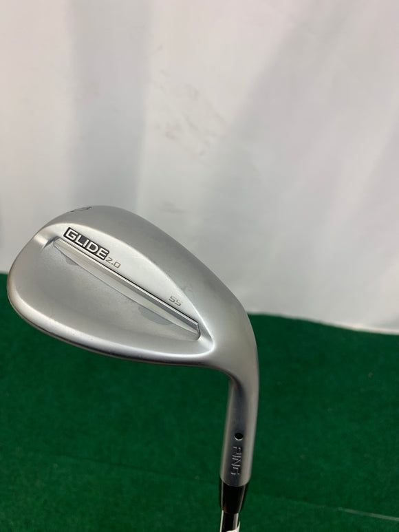 NEW! Ping Glide 2.0 SS 60* Wedge Regular Flex AWT 2.0 Shaft