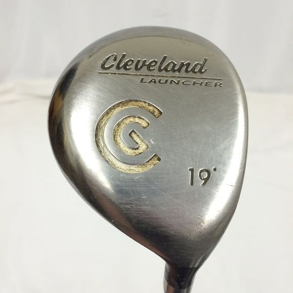 Cleveland Launcher 19° Fairway Wood Cleveland Launcher Golf Stiff Flex