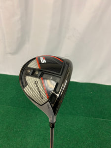 MINT! TaylorMade M5 9.0* Driver Twist Face 50 Gram Stiff Flex & Golf Pride Z-Grip