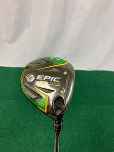 Callaway Epic Flash 20* Fairway Wood 40g Ladies Flex W/ Head Cover
