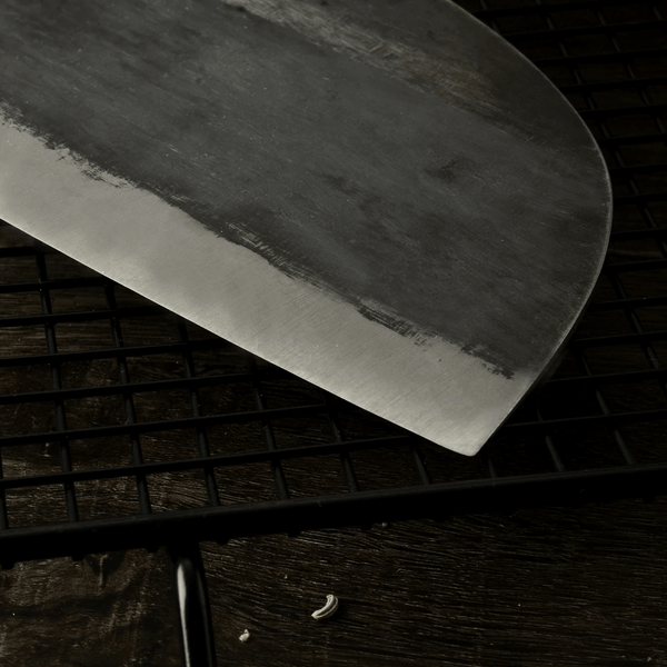 KING Series PRO Butcher Knife with Handmade Desconi™ High Carbon Steel Blade - 6.5 Inches
