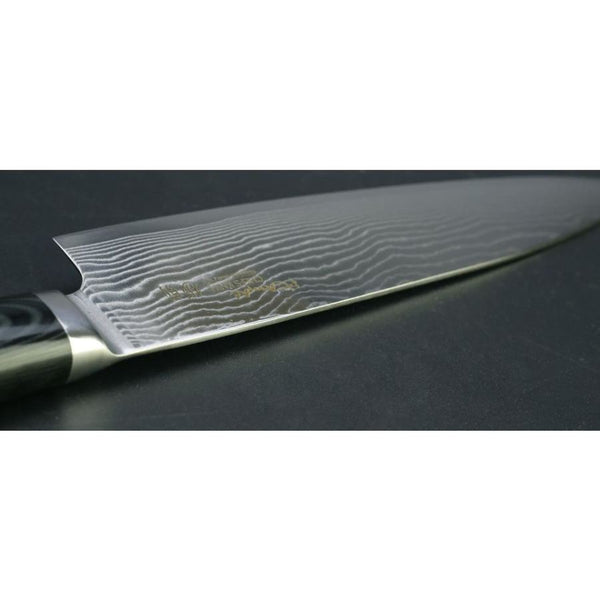Prime Series Ultimate Chef Knife With Incredible Japanese Vg10 Stainless Steel Blade And Micarta Handle - 8 Inches