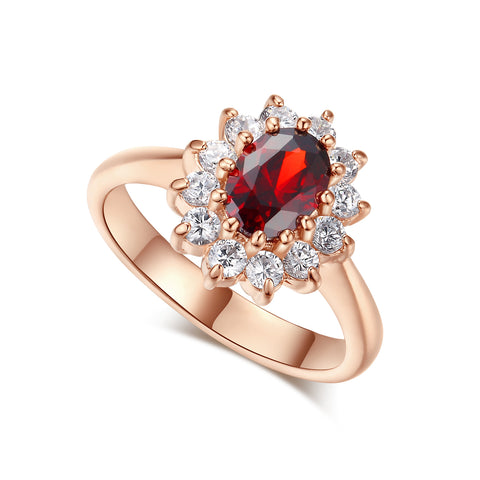 Ruby Royal Ring - Jewelry - Esterdam