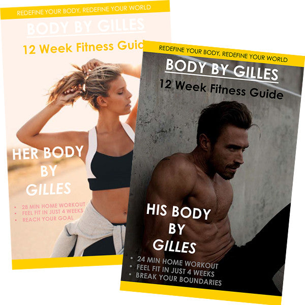Her Body by Gilles + His Body by Gilles