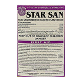 STAR SAN Sanitizer for Home Brew Beer No Rinse 8 oz or 16 oz Five Star Chemicals-Home & Garden:Food & Beverages:Beer & Wine Making-Star Beverage Supply Co.