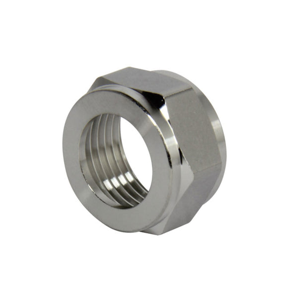 HARDWARE- Standard Beer Hex Nut SS