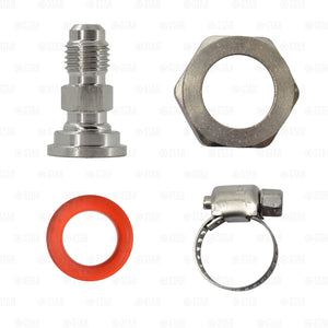 "1/4"" MFL Tailpiece Set for Kegerator Shank Coupler Hardware-Star Beverage Supply Co."