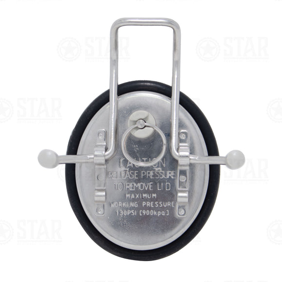 Cornelius Corny Pepsi Ball Lock Soda Keg Replacement Lid with O-Ring and PRV-Home & Garden:Food & Beverages:Beer & Wine Making-Star Beverage Supply Co.