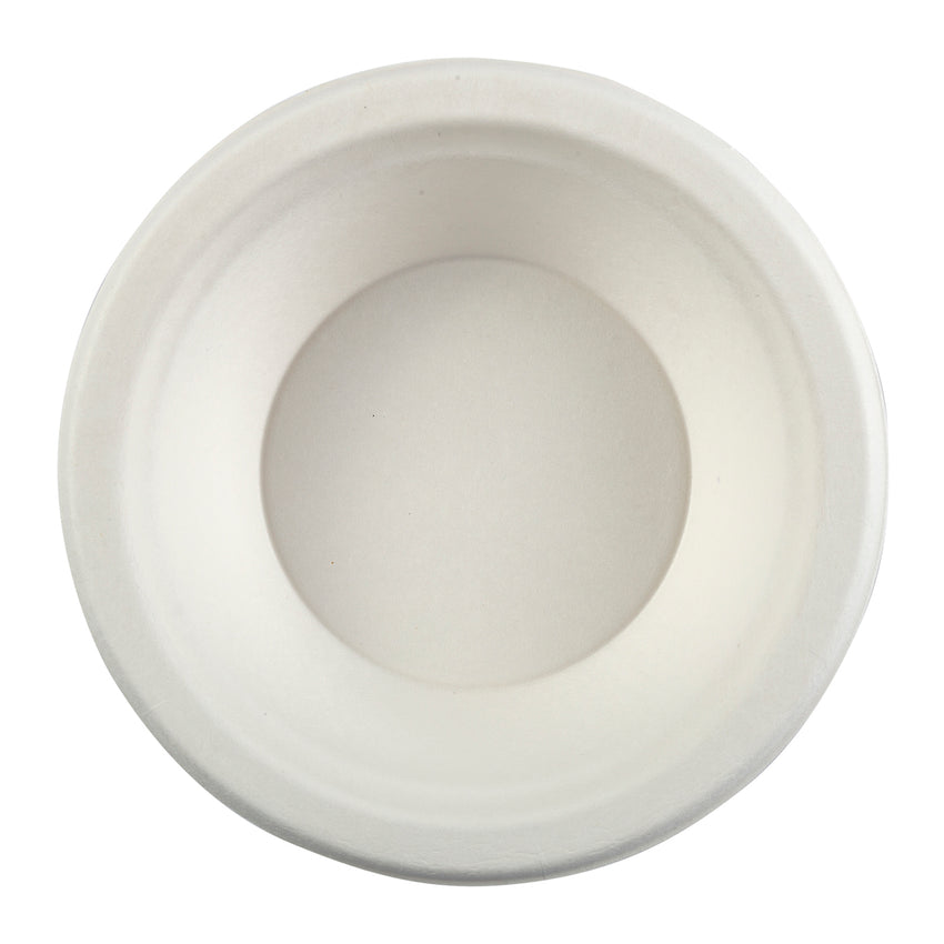 BL-12 - 12 oz. Heavy Molded Fiber Bowls Sample