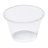 4 oz. PLA Clear Portion Cups