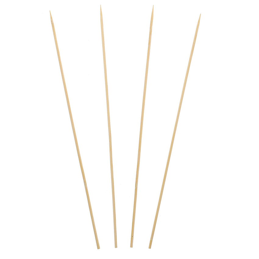 "12"" Round Bamboo Skewers"