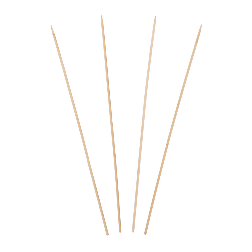 "18"" Round Bamboo Skewers"