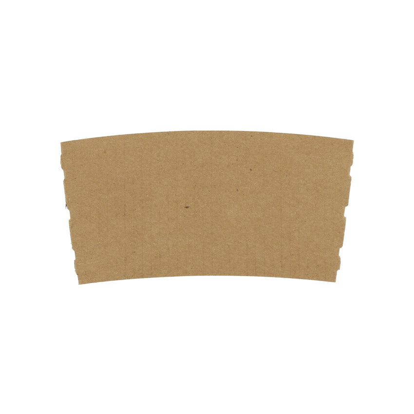 Envirolines Kraft Hot Cup Sleeve - Front