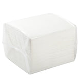"2 Ply White 16.5"" x 16.5"" Dinner Napkins, Case of 3000"