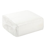 "3 Ply White 16.5"" x 16.5"" Dinner Napkins, Case of 2,000"