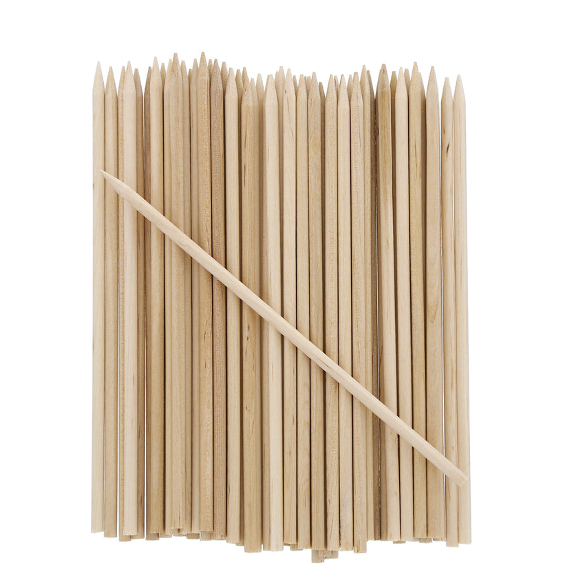 "5.5"" x 1/8"" Thick Wood Skewers"