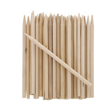 "5.5"" x 1/4"" Thick Wood Skewers"