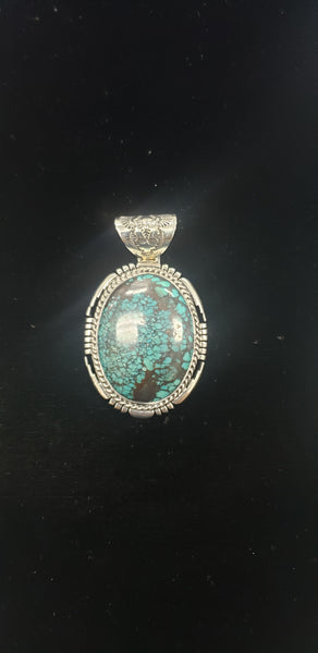 Freddy Charlie Turquoise Pendant