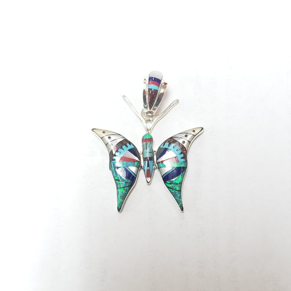Micro Inlay Butterfly