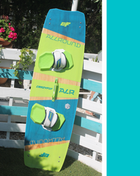 Crazyfly 2019 tabla de kitesurf allround segunda mano