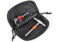 Fix It Sticks 65, 45, 25 & 15 INCH LBS KIT WITH DELUXE CASE, T-HANDLE, AND EXTENDED BIT