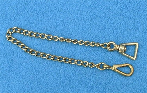 "18"" Solid Brass Chain"
