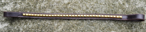 Brass Clencher Brow Band