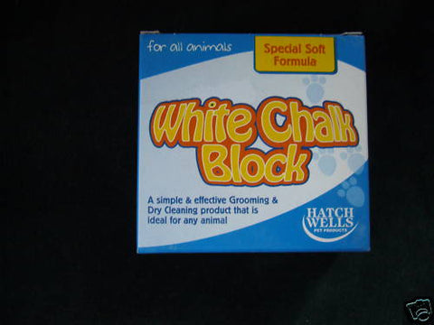 Bright White Show Chalk