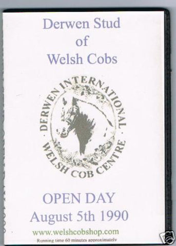 Derwen Stud of Welsh Cobs OPEN DAY 1990