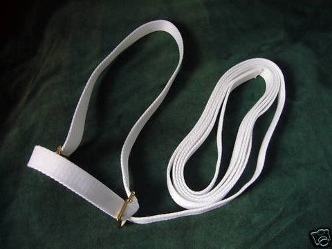 White Show Halter Tiny Welsh