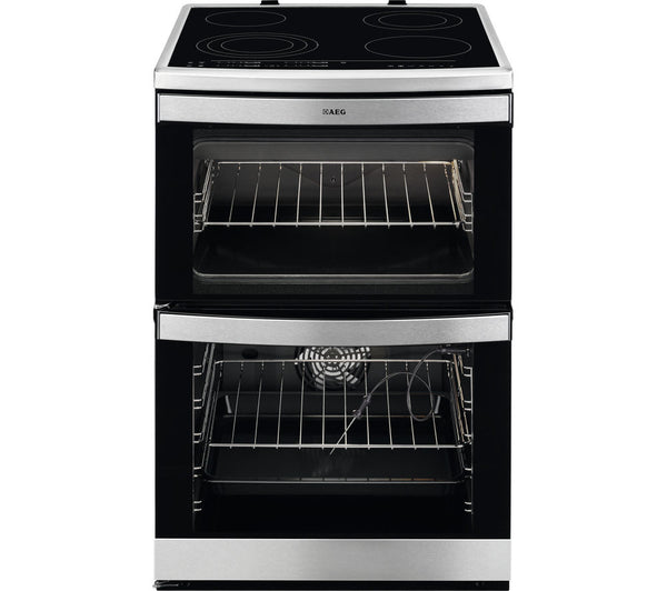 AEG 49176v-mn Ceramic Freestanding Cooker