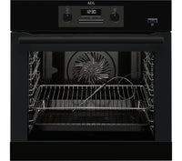 AEG BES352010B Electric Oven - Black